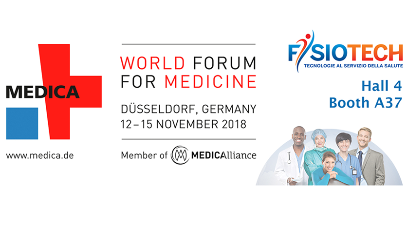 Medica 2018 | The 4 days of Medica