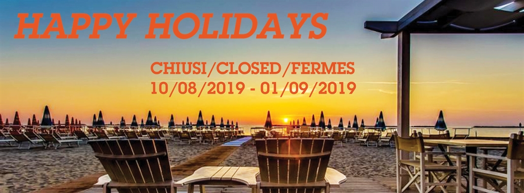 2019 summer holidays