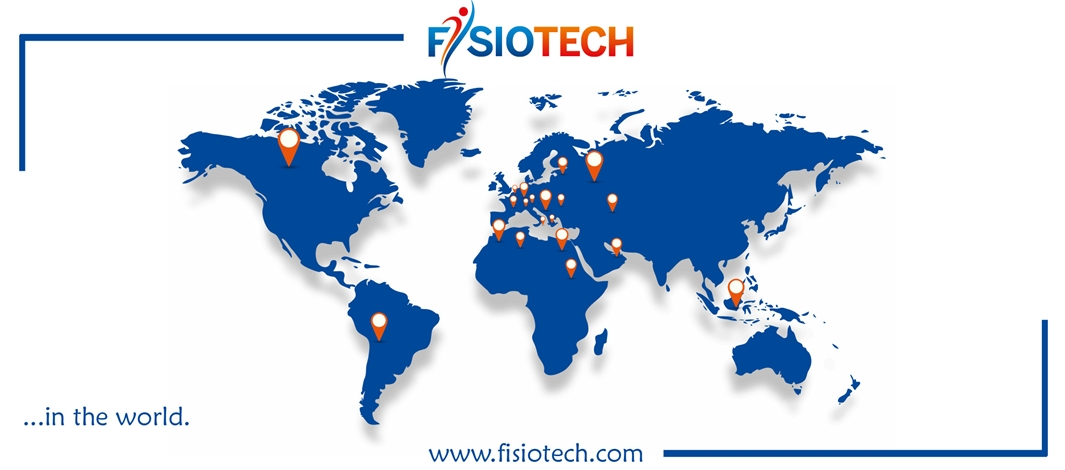 Fisiotech in the world, news from abroad