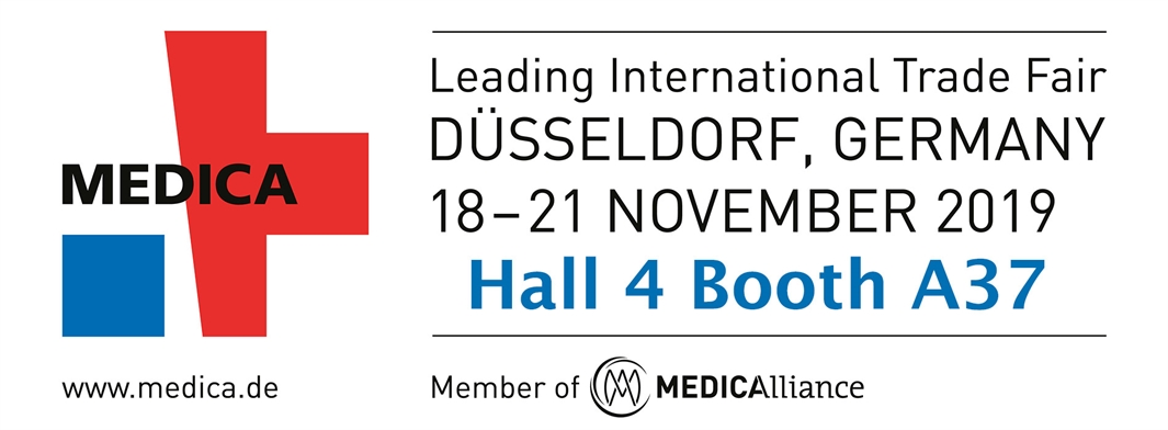 Fisiotech at MEDICA 2019