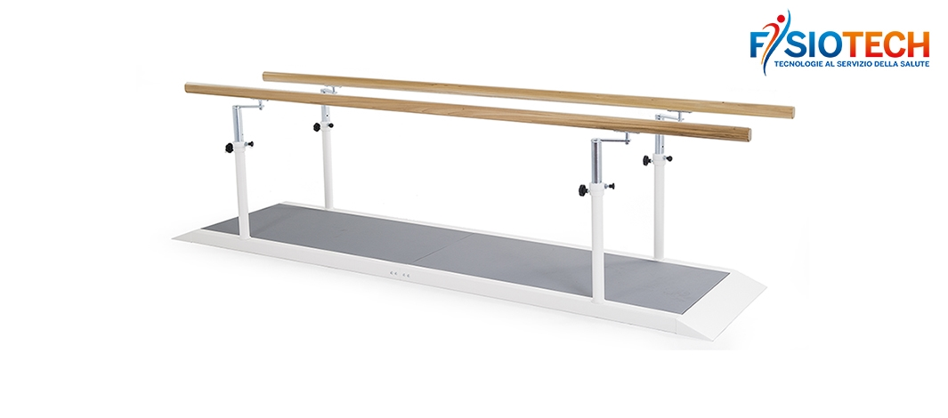 Fisiotech parallel bars