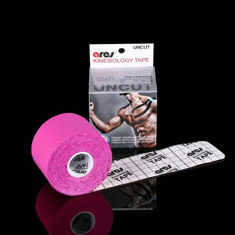 Kinesiology tape colore rosa