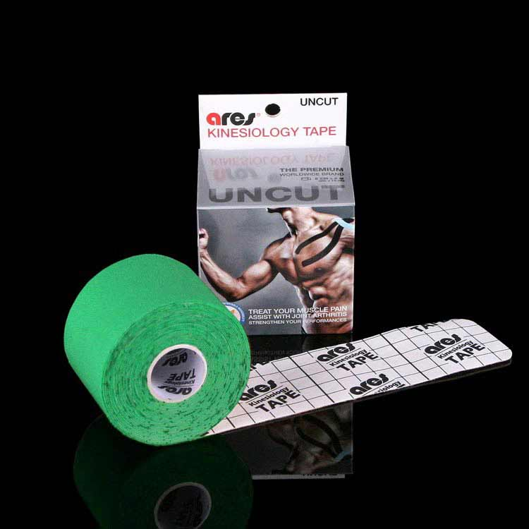 Kinesiology tape colore verde