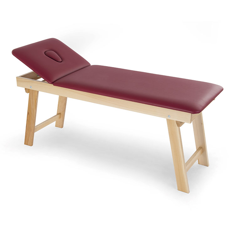 Ares wooden frame examination couch Set Close Series