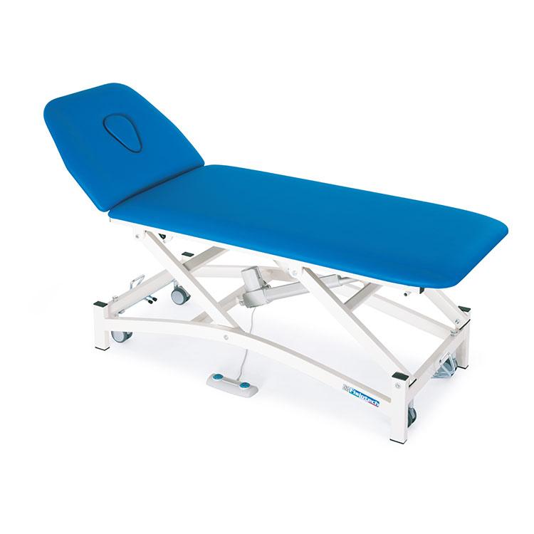 Copri Lettino Massaggio Spugna.Lettino Elettrico Ariosto Serie Simple Per Fisioterapia E Visita