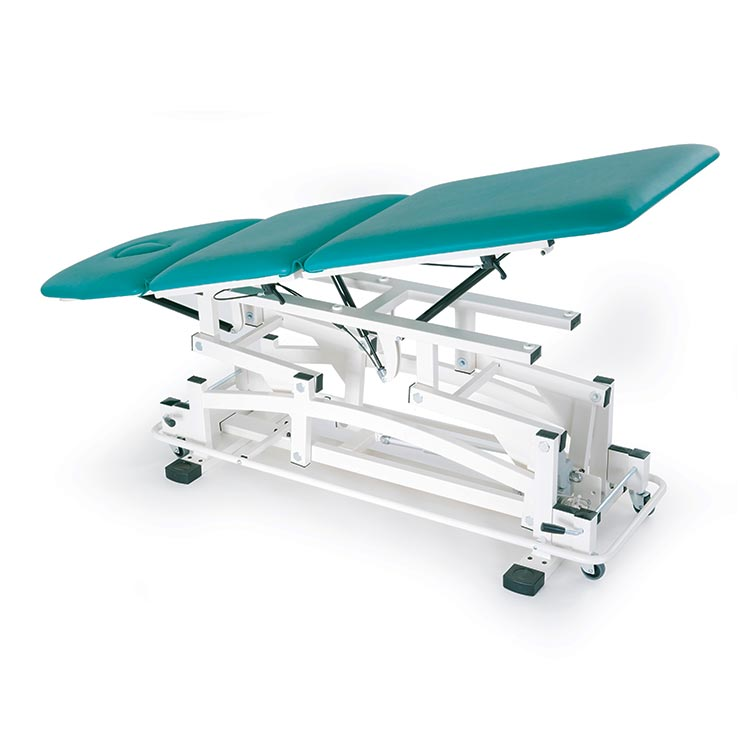 Atena couch Professional Series for treatment and examination Trendelenburg