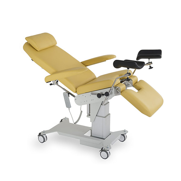Era armchair Gynecology Series for gynaecological examination