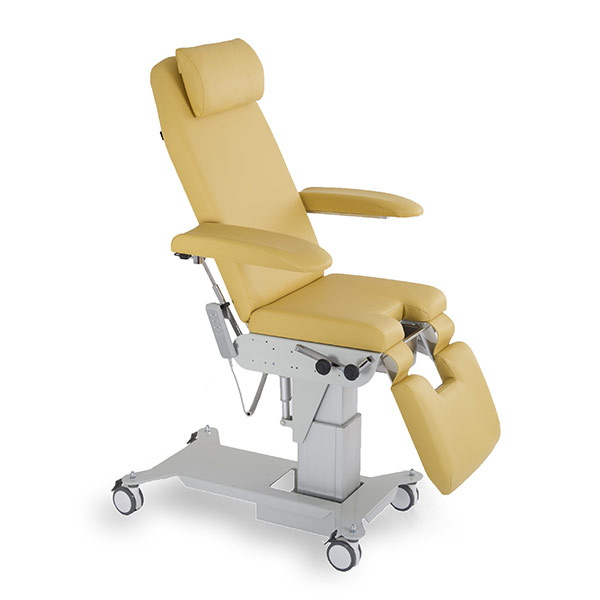 Era3 armchair Gynecology Series for gynaecological examination