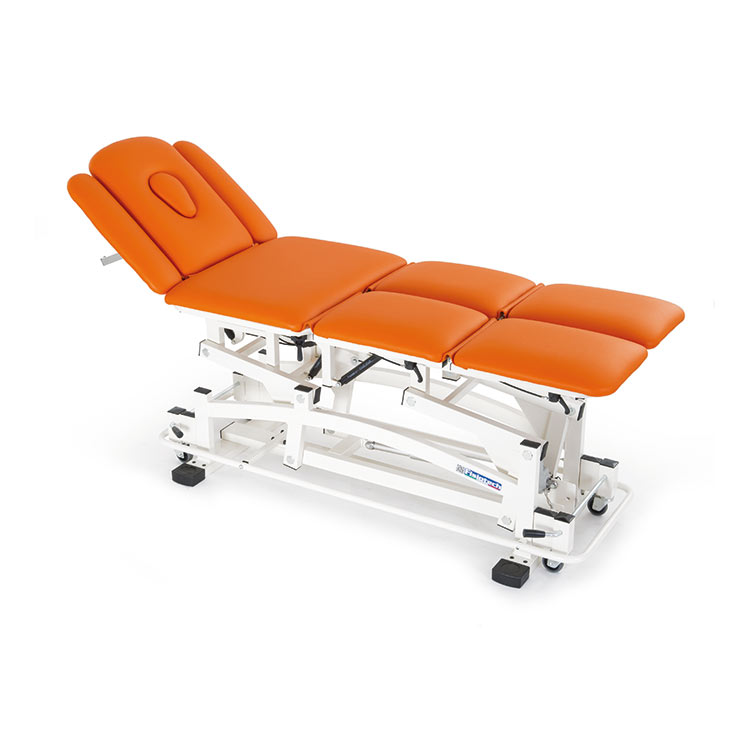 Iride couch Professional Series for treatment and examination