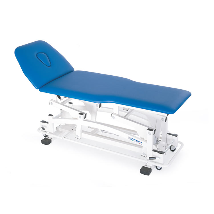 Monteleone couch Professional Series for treatment and examination