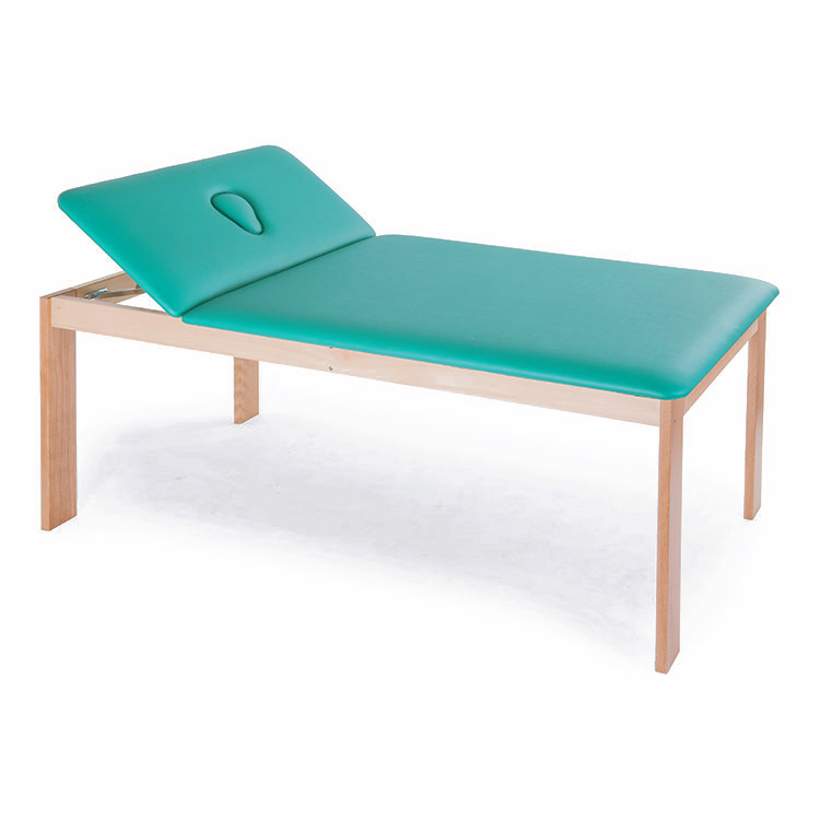 Proteo wooden frame examination couch Set Close Series
