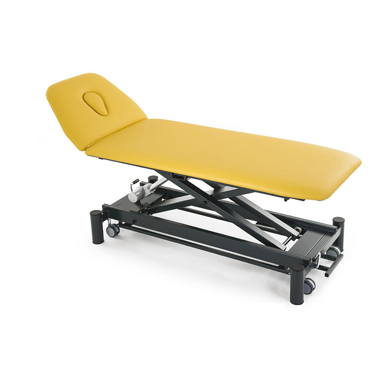 Zefiro2 couch Top Series for treatment and examination