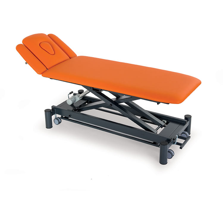 Zefiro4 couch Top Series for treatment and examination