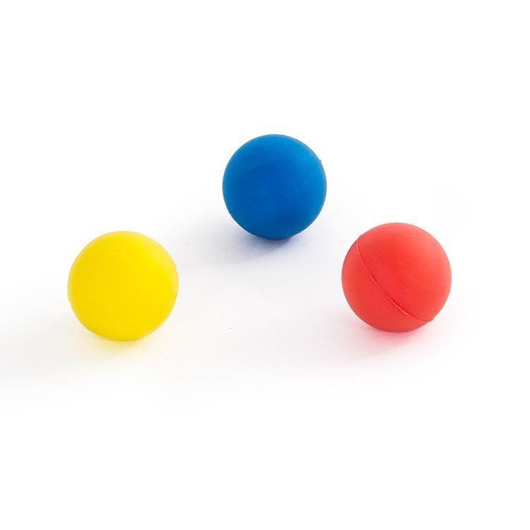 pallina in gommapiuma per la rieducazione funzionale delle dita