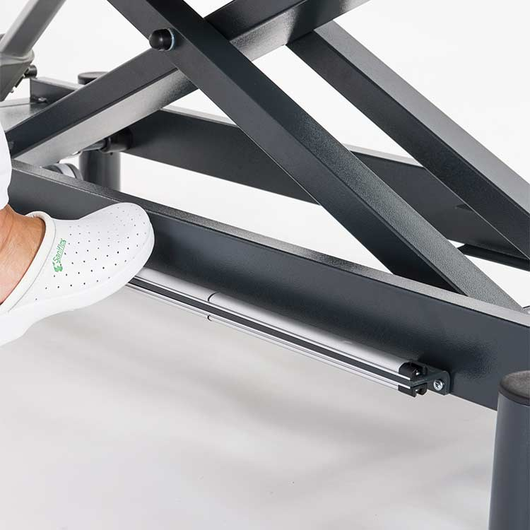 Postural Series aluminium all around foot bar switch