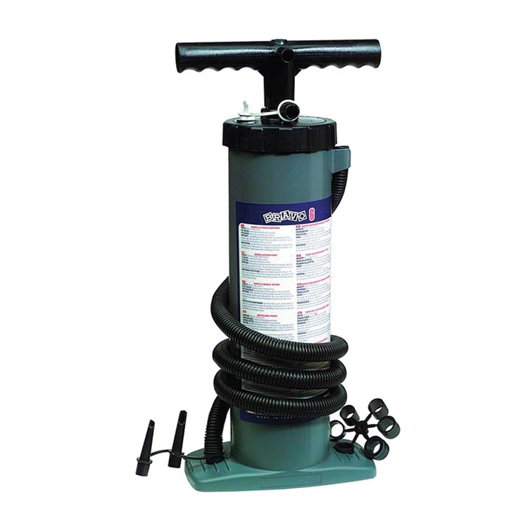 Manual air pump