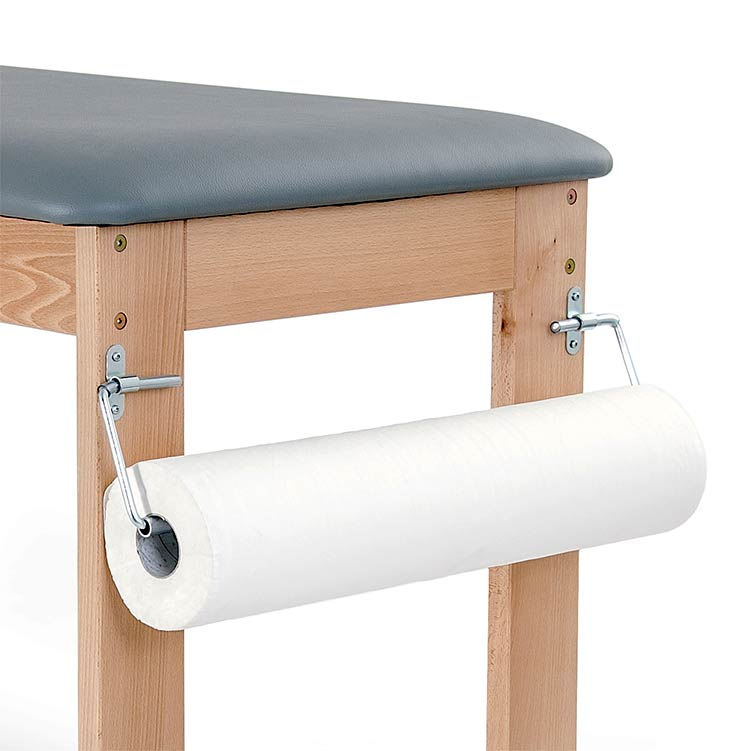 Paper roll holder for Set-Close series 90cm-high tables